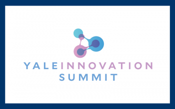 Yale Innovation Summit Blue Border