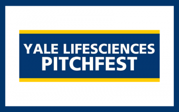 Yale Lifesciences Pitchfest Blue Border