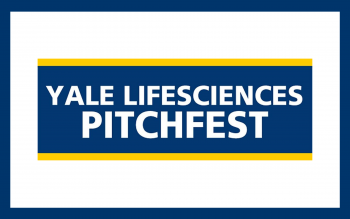 Yale Lifesciences PitchFest button